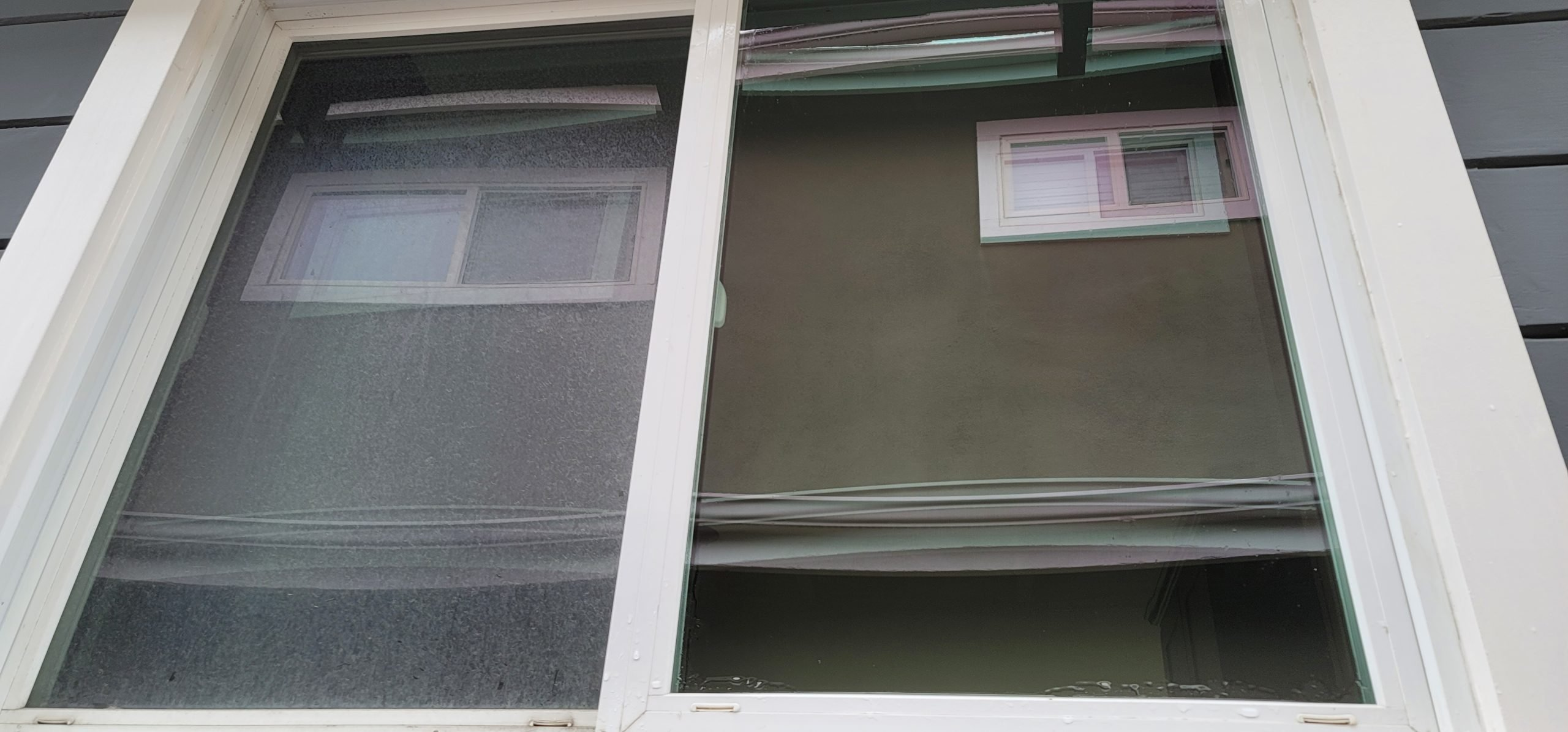 window before cleaning